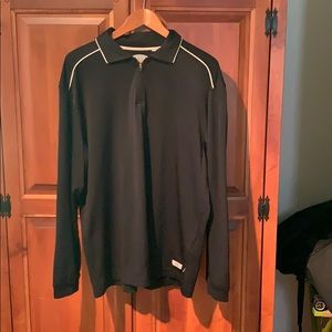 Call away Men's Golf 1/2 Zip long sleeve pullover